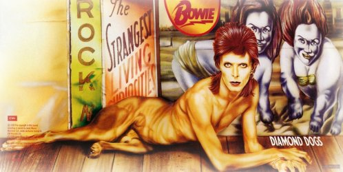 Banned Album Covers: David Bowie's